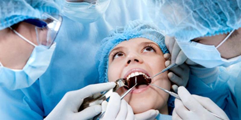 Mund- und Kieferchirurgie