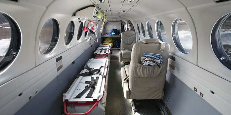 Ambulans Uçak Hizmeti