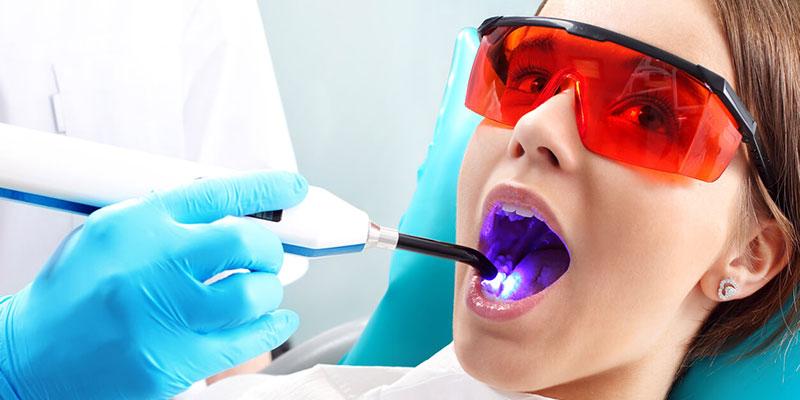 Lazer Uygulaması ile Diş Tedavileri